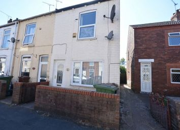 Thumbnail 3 bed end terrace house for sale in North Parade, Ashby, Scunthorpe