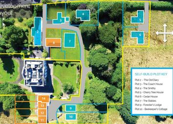 Thumbnail Land for sale in The Coach House, Plympton House Estate, Plympton, Plymouth, Devon