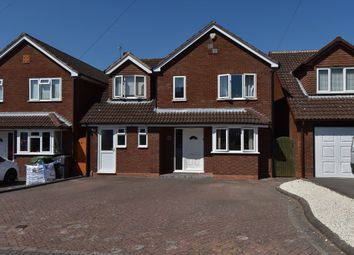 Thumbnail 4 bed detached house for sale in Greendale Close, Catshill, Bromsgrove