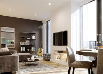 Thumbnail 1 bed flat for sale in Store Street, Manchester
