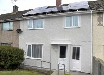 Thumbnail 3 bed terraced house for sale in Glebelands, Johnston, Haverfordwest