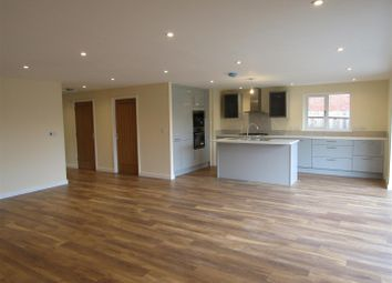 Thumbnail 3 bed detached bungalow for sale in Fosse Close, Enderby, Leicester