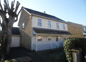 Thumbnail 4 bedroom detached house to rent in Tufnail Road, Dartford