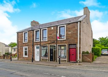 Thumbnail 4 bed flat for sale in Montgomerie Street, Tarbolton, Mauchline