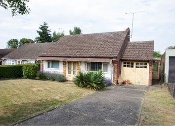 Thumbnail 3 bed bungalow for sale in Cheverells Close, Markyate