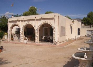 Thumbnail 4 bed villa for sale in Spain, Valencia, Alicante, Elche