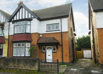 Thumbnail 5 bed semi-detached house for sale in Sandringham Avenue, West Bridgford, Nottingham