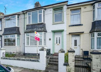 3 bed terraced house for sale in St. Levan Road, Plymouth PL2