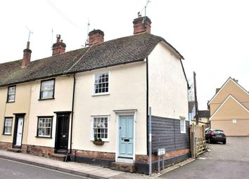 Thumbnail 2 bedroom end terrace house for sale in New Street, Dunmow