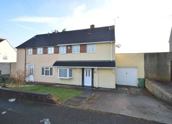 Thumbnail 3 bedroom semi-detached house for sale in Greenhill Road, Upper Gornal, Dudley