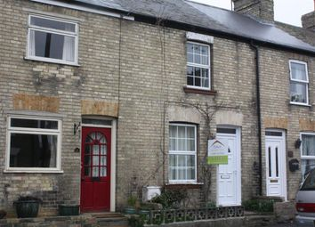 Thumbnail 2 bed terraced house to rent in Church Street, Somersham, Huntingdon