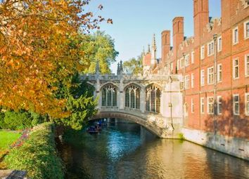 Thumbnail 1 bed flat for sale in Water Street, Cambridge, Cambridgeshire