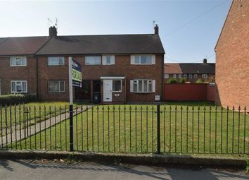 Thumbnail 2 bedroom semi-detached house for sale in Falkland Road, Greatfield Estate, Hull