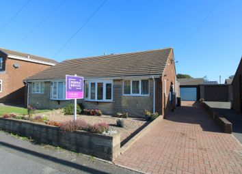Thumbnail 2 bed semi-detached bungalow for sale in Hill Grove, Salendine Nook, Huddersfield