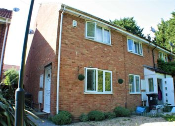 Thumbnail End terrace house for sale in The Ridings, Bristol