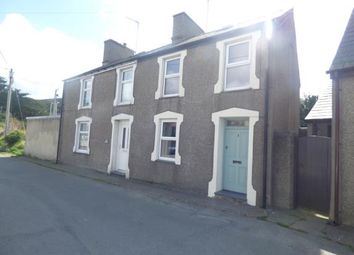Thumbnail 2 bed semi-detached house for sale in Tan Y Maes, Stryd Y Plas, Nefyn, Pwllheli