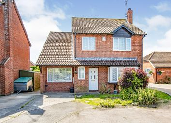 Thumbnail 4 bed detached house for sale in Vicarage Gardens, Netheravon, Salisbury