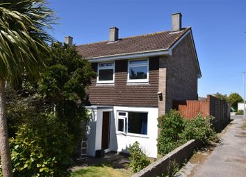 Thumbnail 2 bedroom end terrace house for sale in Polwheal Road, Tolvaddon, Camborne