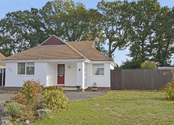 Thumbnail 3 bed detached bungalow for sale in Birch Grove, West Moors, Ferndown