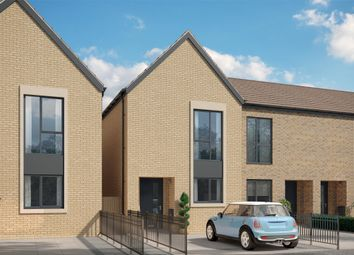 Thumbnail 2 bed terraced house for sale in The Alham, Mulberry Park, Combe Down, Bath, Somerset