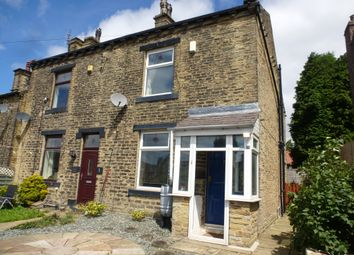 Thumbnail 2 bedroom end terrace house for sale in Hind Street, Wyke, Bradford