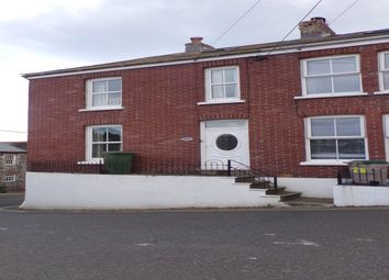 Thumbnail 3 bed end terrace house to rent in Tregoney Hill, Mevagissey, St. Austell