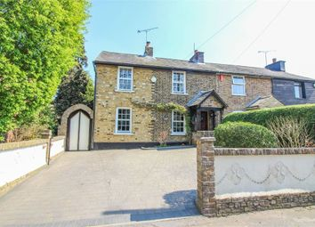 Thumbnail 4 bed end terrace house for sale in Whalebone Cottages, Hastingwood, Harlow, Essex