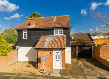 Thumbnail 4 bed detached house for sale in St. Marys Way, Chigwell