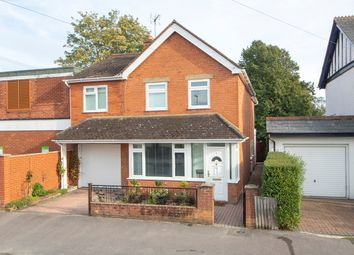 4 bed detached house for sale in Clarence Road, Fleet GU51