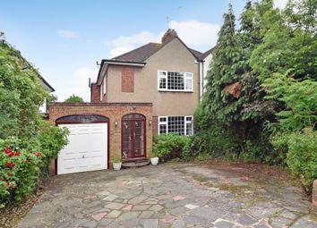 Thumbnail 3 bed semi-detached house for sale in Folkington Corner, Woodside Park