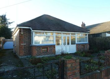 Thumbnail 3 bed detached bungalow for sale in Weston Avenue, West Molesey