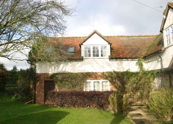 Thumbnail 1 bed semi-detached house to rent in Lower Road, Ashendon, Buckinghamshire