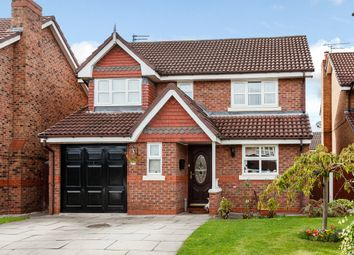 Thumbnail 4 bed detached house for sale in Godstow, Sandymoor, Runcorn, Cheshire
