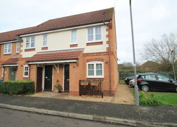 Thumbnail 2 bed end terrace house for sale in Holly Drive, Lavender Grange, Aylesbury