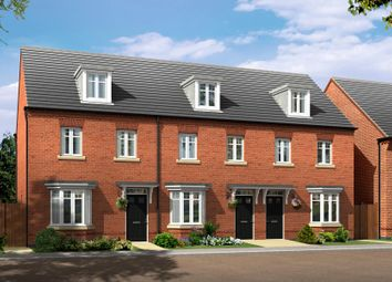 "Thumbnail 3 bed end terrace house for sale in ""Kennett"" at Moss Lane, Elworth, Sandbach"