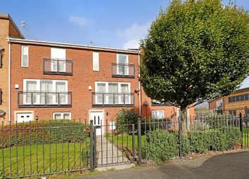 Thumbnail 3 bed town house for sale in Alderman Road, Hunts Cross, Liverpool