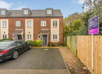 3 bed town house for sale in Melrose Close, Loose, Maidstone ME15