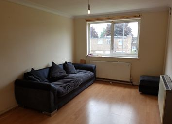 Thumbnail 2 bedroom maisonette to rent in Brussels Way, Luton