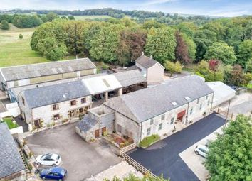 Thumbnail 4 bed detached house for sale in Cowdale, Buxton