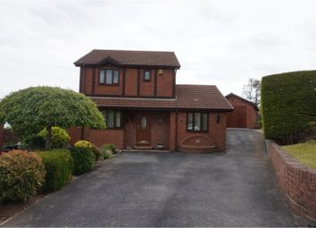 Thumbnail 4 bed detached house for sale in Parc Ffynnon, Colwyn Bay