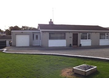 Thumbnail 3 bed detached bungalow for sale in Sarn Estate, Llanfechell, Amlwch