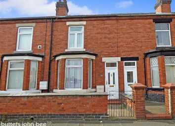 Thumbnail 2 bedroom terraced house for sale in Holland Street, Crewe