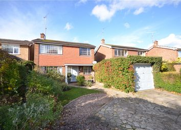 Thumbnail 3 bed detached house for sale in Village Way, Yateley, Hampshire