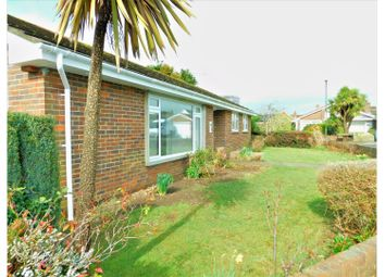 Thumbnail 3 bed detached bungalow for sale in Highfield Gardens, Rustington, Littlehampton