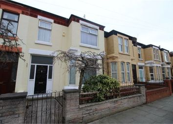 Thumbnail 3 bed terraced house for sale in Ferndale Road, Waterloo, Liverpool, Merseyside
