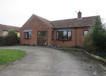Thumbnail 3 bed detached bungalow for sale in Mill Road, Briston, Melton Constable
