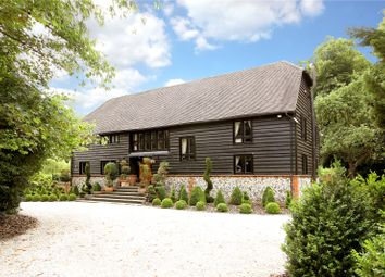 Thumbnail 5 bed detached house for sale in Bowstridge Lane, Chalfont St. Giles, Buckinghamshire