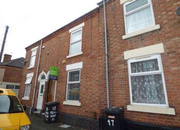Thumbnail 3 bedroom terraced house for sale in Provident Street, Derby, Derbyshire