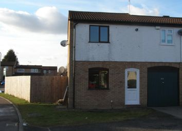 Thumbnail 2 bed end terrace house to rent in Exeter Close, Daventry
