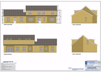 Thumbnail 6 bed detached bungalow for sale in Mill House Lane, Winterton, Scunthorpe